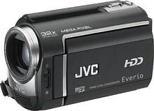 JVC's GZ-MG465B Everio 60GB Hard Disk Drive Camcorde Doncaster Manningham Area Preview