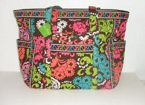2b4a1797c8 Vera Bradley Get Carried Away Tote Bags