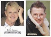 Coronation Street Cast Photos