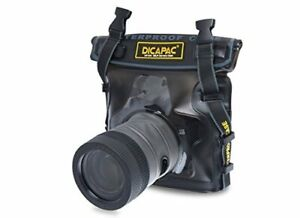 DicaPac WPS10 Waterproof Case for SLR/DSLR Cameras 230 x 270 x 1