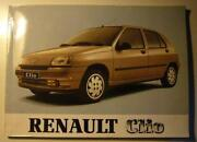 Handbuch Renault Clio
