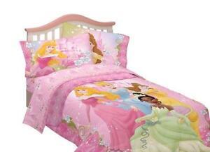 Disney Princess Full Beddings