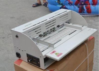 110220v Speed Regulation For Electric Creaser Scorer Perforator Cutter