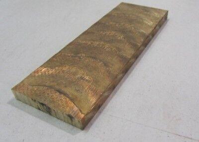 954 Bronze Oversize Flat Bar 14 Thick X 2.0 Wide X 6.0 Length