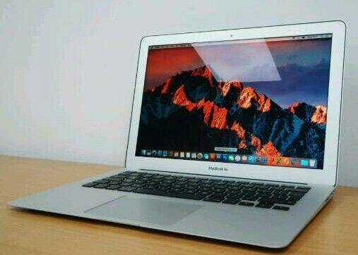 """Apple Macbook Air 13.3Early 2014) Latest Model A1466in High Wycombe, BuckinghamshireGumtree - Apple Macbook Air 13.3"""" (Early 2014) Latest Model A1466. Great condition. Comes with hard shell case, protective sleeve and original charger (no box). £500 or nearest offer.Would consider swap for 2012/2013 Macbook pro retina"""