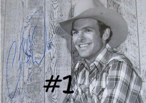 Chris LeDoux 5x7 Signed Autograph RP [Choose 1 of 9 Photos} [Mint]