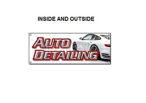 COMPLETE AUTO DETAILING IN/OUT $60 AND WE COME TO YOU!