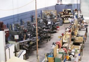 We're A Top Quality Machining Shop In Toronto!