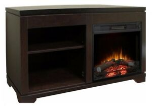 Muskoka Ossington Media Console Electric Fireplace