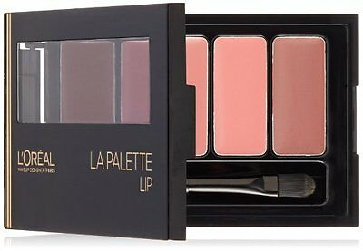 L'Oreal Paris Cosmetics Colour Riche La Palette Lip, Nude, 0.15 Ounce