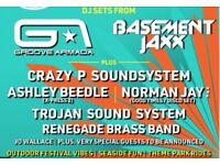 THE LAST DANCE - Dreamland Margate - 4 tickets - Saturday - Groove Armada & Basement Jaxx - £32.50