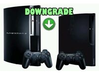 PS3 DOWNGRADE NOR and NAND 60GB models only!