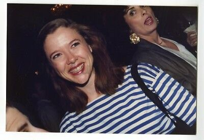 Annette Bening   Candid Photo By Peter Warrack   Previously Unpublished