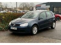 2007 Volkswagen Golf Match Tdi 105 1.9 Hatchback Diesel Manual