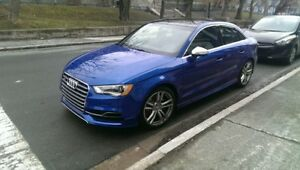 2015 Audi S3 - Low km, Great Price, Perfect Condition