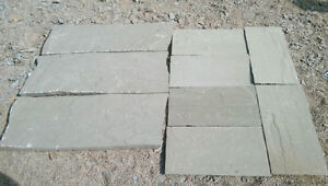 Indian Sandstone Paving Stone Flagstone Paver Flooring Slab Tile