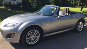 Mazda MX-5 2012 - 38 000 km. Excellente condition