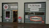 The Old Garage Clearance Centre - Amazing Deals !