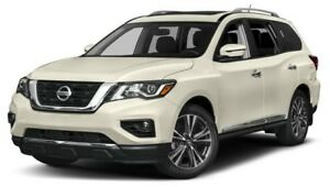 2017 Nissan Pathfinder Platinum Midnight Edition  FREE Delivery