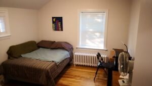 January 1 $625 Furnished Room Southend Halifax Utes Incl.