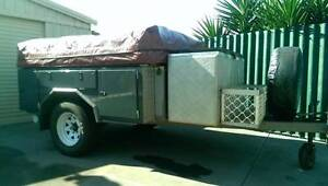 MDC T-BOX OFFROAD CAMPER TRAILER WITH SOLAR can carry 3 dirtbikes Kingsley Joondalup Area Preview