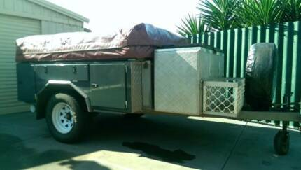 Unique Camper Trailer  Miscellaneous Goods  Gumtree Australia Port Hedland