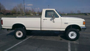 Wanted...87 to 91 Ford F-350 or f250