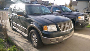2003 Ford Expedition Eddie Bauer - Fully Loaded - Trade