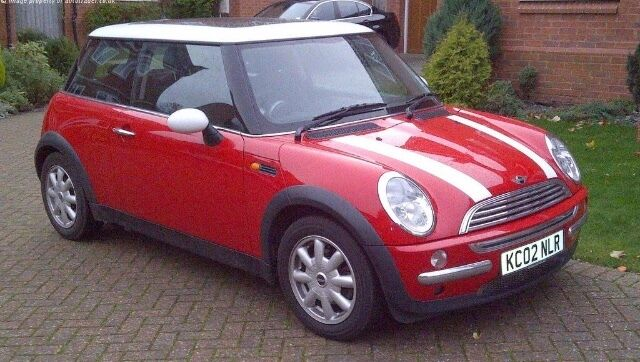 mini cooper 2002 in leamington spa warwickshire gumtree. Black Bedroom Furniture Sets. Home Design Ideas