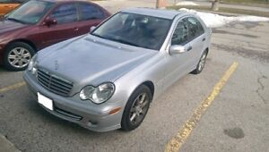 2006 Mercedes-Benz C-Class C230 Sedan - NEEDS ENGINE