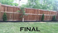 QUICK and AFFORDABLE Landscaping Services!!!