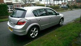 Vauxhall astra sri 1.7cdti