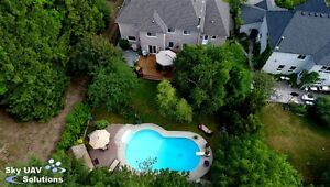 Real Estate Drone Photography & Video Tour
