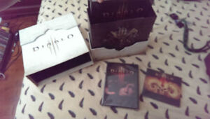 Diablo 3 Collector's Edition Extras Only, NO GAMES