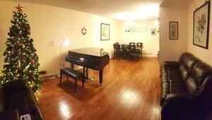Four-Room House for Rent near Seneca@Finch &Donmills
