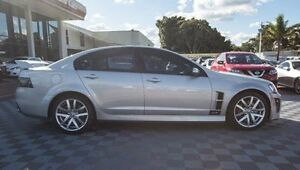 2007 Holden Special Vehicles Clubsport E Series R8 Silver 6 Speed Sports Automatic Sedan Alfred Cove Melville Area Preview