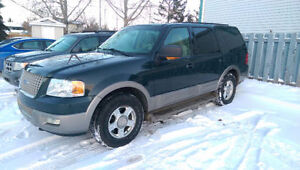 2003 Ford Expedition Eddie Bauer - Fully Loaded - 7 Seats