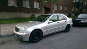 2004 Mercedes-Benz C240 Automatic AWD!!!