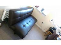 Sofa bed - £80 ono -