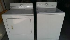I Want Your Washers and Dryers, Working or Not, if they Qualify