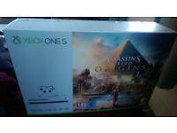 xbox one s assassins creed origins bundle brand new