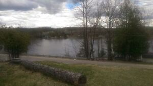 Private land 30 minutes from Mont Tremblant