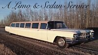 Sedan and Limo Service for all your travel needs