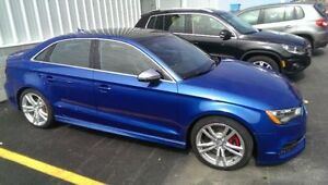 2015 Audi S3 - LEASE TAKEOVER