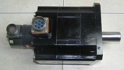 Mazak Mitsubishi Ac Servo Motor Ha 100c-s Sn W13400039 Tested Warranty
