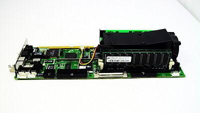 Texas Micro 92-005649-0x Isa Single Board Computer 512mb