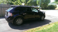 2007 Ford Edge SEL PLUS SUV, Crossover