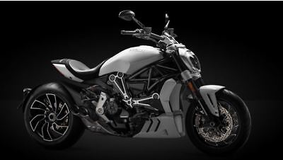 DUCATI XDIAVEL & XDIAVEL S WORKSHOP SERVICE REPAIR MANUAL ON CD ROM 2016