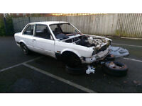 Wanted : BMW E30 325 Sport Shell - must have docs!