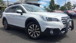 2015 Subaru Outback B6A MY16 2.5i CVT AWD Premium White 6 Speed Constant Variable Wagon Berrimah Darwin City Preview